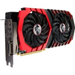 MSI RX 480 GAMING X 4G Radeon RX 480 Graphic Card - 1.32 GHz Boost Cl