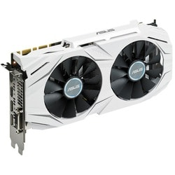 Asus DUAL-RX480-4G Radeon RX 480 Graphic Card - 1.29 GHz Core - 4 GB