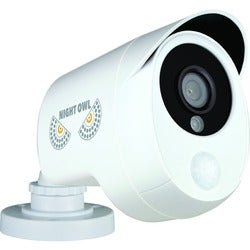 Night Owl CAM-PIRHDA10W-BU 2 Megapixel Surveillance Camera - 1 Pack -