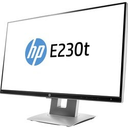 """HP Business E230t 23"""" LED LCD Touchscreen Monitor - 16:9 - 5 ms"""