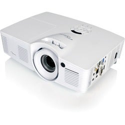 Optoma W416 3D DLP Projector - 720p - HDTV - 16:10