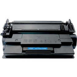 eReplacements Toner Cartridge - Alternative for HP (CF287X) - Black -