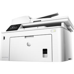 HP LaserJet Pro M227fdw Laser Multifunction Printer - Monochrome - Pl