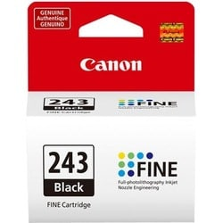 Canon PG-243 Original Ink Cartridge - Black