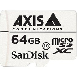 AXIS 64 GB microSDXC