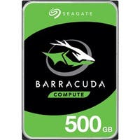 "Seagate Barracuda ST500LM030 500 GB 2.5"" Internal Hard Drive - SATA"