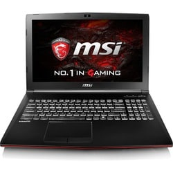 "MSI GP62MVR Leopard Pro-218 15.6"" LCD Notebook - Intel Core i7 (6th G"