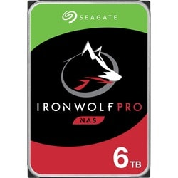 "Seagate IronWolf Pro ST6000NE0021 6 TB 3.5"" Internal Hard Drive"