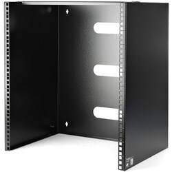 StarTech.com 12U 12in Deep Wall Mounting Bracket for Patch Panel - Wa