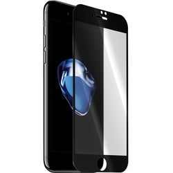 Kanex EdgeGlass Screen Protector Crystal Clear, Black