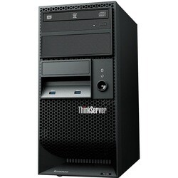 Lenovo ThinkServer TS150 70LV0034UX Tower Server - 1 x Intel Core i3