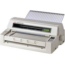 Oki MICROLINE 8810n Dot Matrix Printer - Monochrome