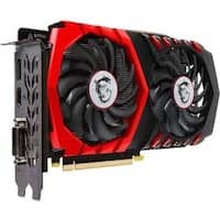 MSI GTX 1050 TI GAMING X 4G GeForce GTX 1050 Ti Graphic Card - 1.38 G
