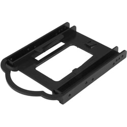 StarTech.com 2.5in SSD / HDD Mounting Bracket for 3.5-in. Drive Bay -
