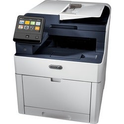 Xerox WorkCentre 6515/DNM Laser Multifunction Printer - Color - Plain