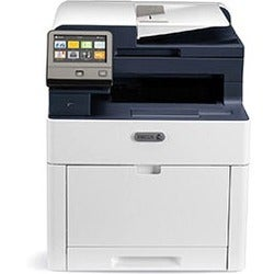 Xerox WorkCentre 6515/DNI Laser Multifunction Printer - Color - Plain