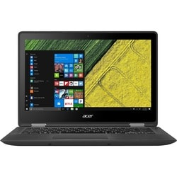 """Acer Spin SP513-51-34UA 13.3"""" Touchscreen LCD Notebook - Intel Core i"""