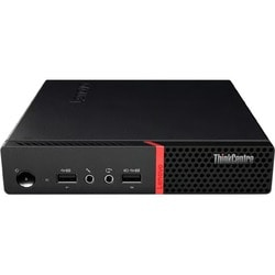 Lenovo ThinkCentre M715q 10M30009US Desktop Computer - AMD A-Series A