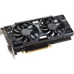 EVGA GeForce GTX 1050 Ti Graphic Card - 1.37 GHz Core - 1.48 GHz Boos