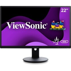 "Viewsonic VG2253 22"" LED LCD Monitor - 16:9 - 5 ms"