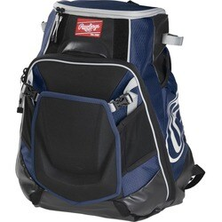 Rawlings Velo Carrying Case (Backpack) for Notebook, Tablet, Baseball