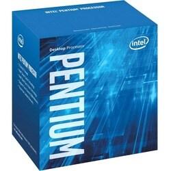 Intel Pentium G4600 Dual-core (2 Core) 3.60 GHz Processor - Socket H4