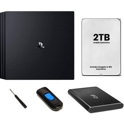 2TB Hard Drive Upgrade Kit for Playstation4 (PS4)