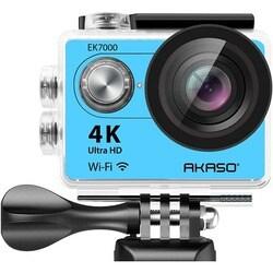 AKASO EK7000 in Blue 4K WIFI Action Camera Ultra HD Waterproof Camcor