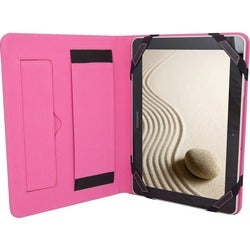 """Urban Factory Carrying Case (Folio) for 10.1"""" Tablet - Black"""