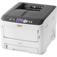 Oki C612dn LED Printer - Color - 1200 x 600 dpi Print - Plain Paper P