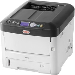 Oki C712dn LED Printer - Color - 1200 x 600 dpi Print - Plain Paper P