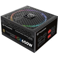 Thermaltake Toughpower Grand RGB 650W Gold Fully Modular