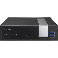 Shuttle XPC DX30 Desktop Computer - Intel Celeron J3355 2 GHz DDR3L S