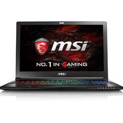 "MSI GS63VR Stealth Pro 4K-228 15.6"" LCD Notebook - Intel Core i7 (7th"