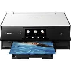 Canon PIXMA TS9020 Inkjet Multifunction Printer - Color - Photo Print
