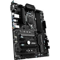 MSI Z270 PC MATE Desktop Motherboard - Intel Z270 Chipset - Socket H4