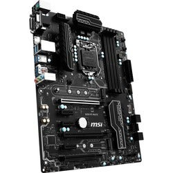 MSI B250 PC MATE Desktop Motherboard - Intel Chipset - Socket H4 LGA-