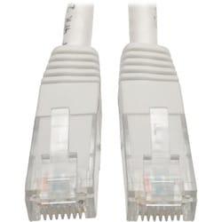 Tripp Lite 2ft Cat6 Gigabit Molded Patch Cable RJ45 M/M 550MHz 24 AWG