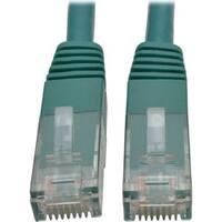 Tripp Lite 15ft Cat6 Gigabit Molded Patch Cable RJ45 M/M 550MHz 24AWG