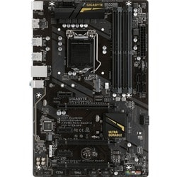 Gigabyte Ultra Durable GA-Z270P-D3 Desktop Motherboard - Intel Z270 C