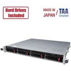 Buffalo 4-bay Business NAS