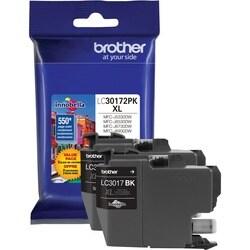 Brother LC30172PK Original Ink Cartridge - Black