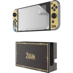 PDP Zelda Collector's Edition Screen Protector For Nintendo Switch