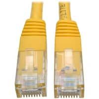 Tripp Lite 10ft Cat6 Gigabit Molded Patch Cable RJ45 MM 550MHz 24AWG