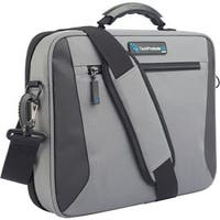 """TechProducts360 Alpha Carrying Case for 11"""" Netbook - Gray"""