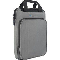 "TechProducts360 Vertical Vault Carrying Case for 13"" Notebook, Tablet"