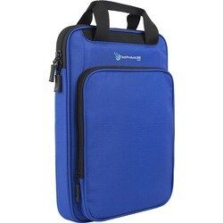 "TechProducts360 Vertical Vault Carrying Case for 13"" Notebook - Blue"