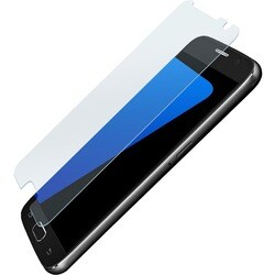 TechProducts360 Samsung S7 Tempered Glass Defender Clear