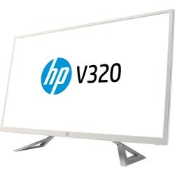 "HP Business V320 31.5"" LED LCD Monitor - 16:9 - 5 ms"