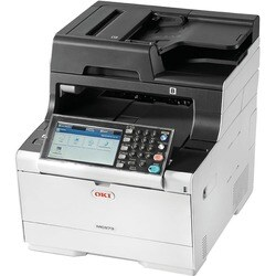 Oki MC500 MC573dn LED Multifunction Printer - Color - Plain Paper Pri